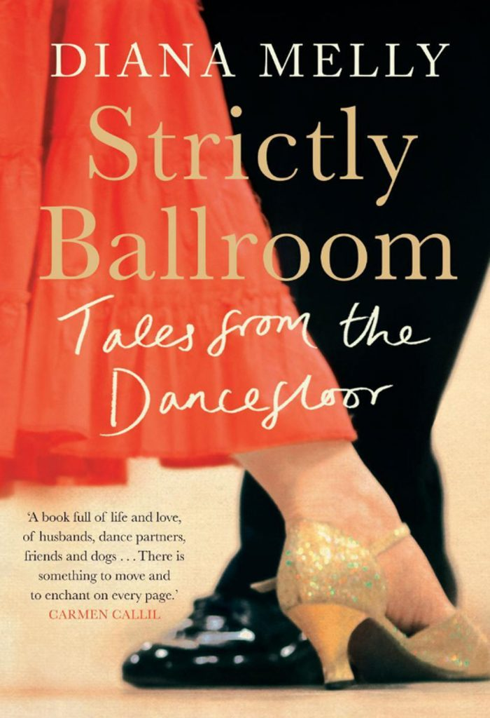Diana has written about her experiences about how dancing brought a new meaning to her life